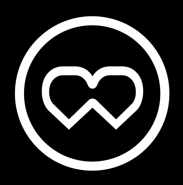 DT logo black